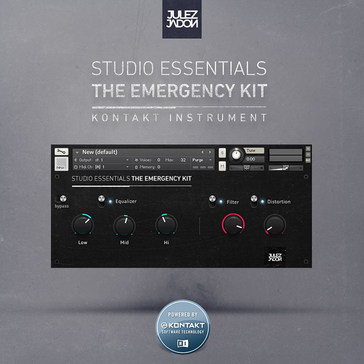 All Drum Kits Bundle | Maximize Your Savings | Julez Jadon