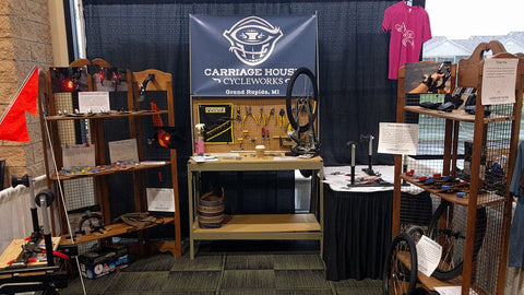 chicagoland-unconventional-bicycle-expo-booth