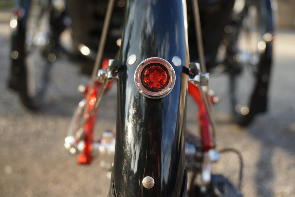 Afterburner Fender Light