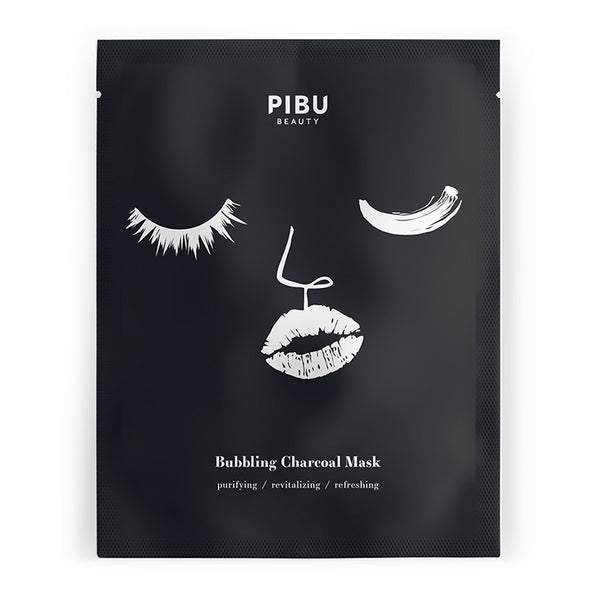 BUBBLING CHARCOAL MASK