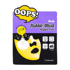 [3 pcs] SODA BUBBLE MASK