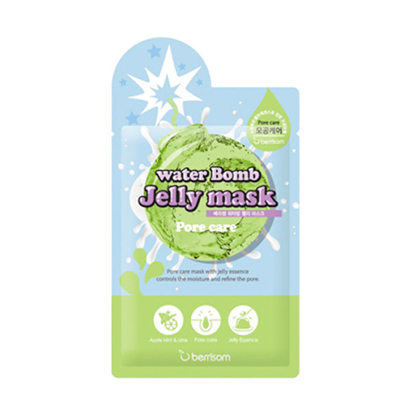 WATER BOMB JELLY MASK PORE CARE