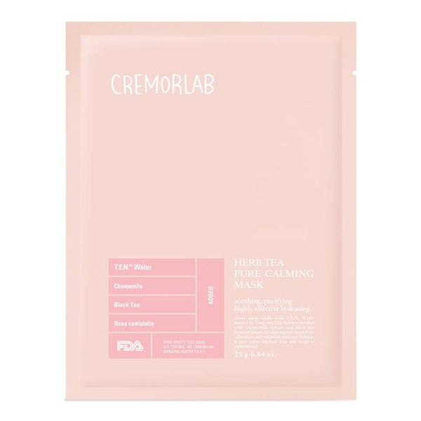 HERB TEA PURE CALMING MASK