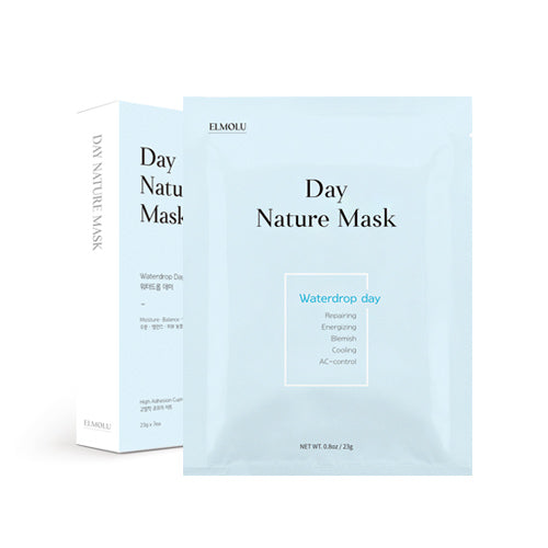 DAY NATURE WATER DROP DAY MASK