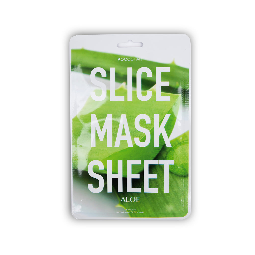 SLICE MASK SHEET ALOE