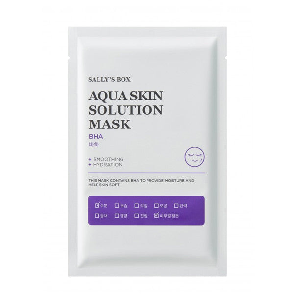 AQUA SKIN SOLUTION BHA MASK