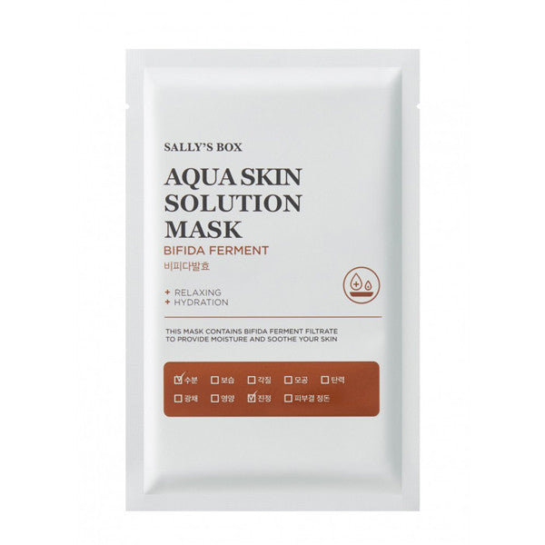 AQUA SKIN SOLUTION BIFIDA FERMENT MASK
