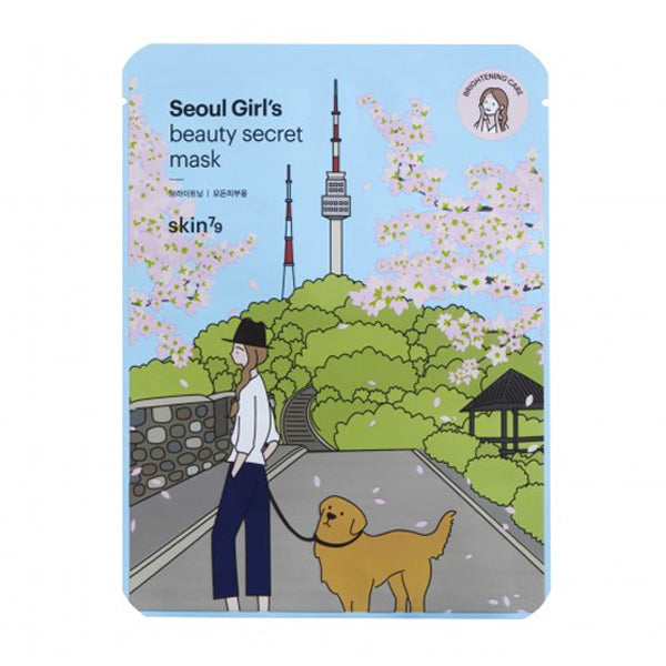 SEOUL GIRL'S BRIGHTENING MASK