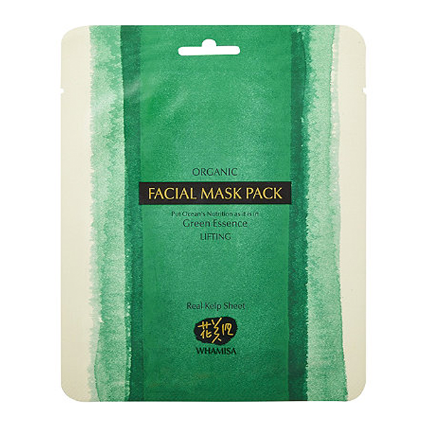 ORGANIC SEA KELP FACIAL MASK