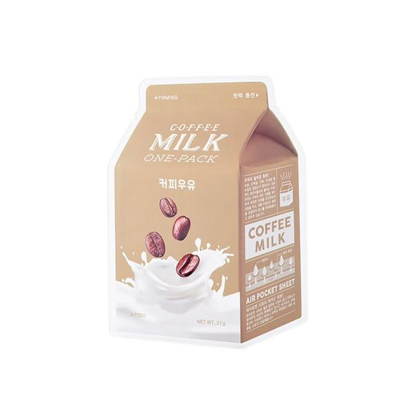 MILK ONE PACK COFFEE