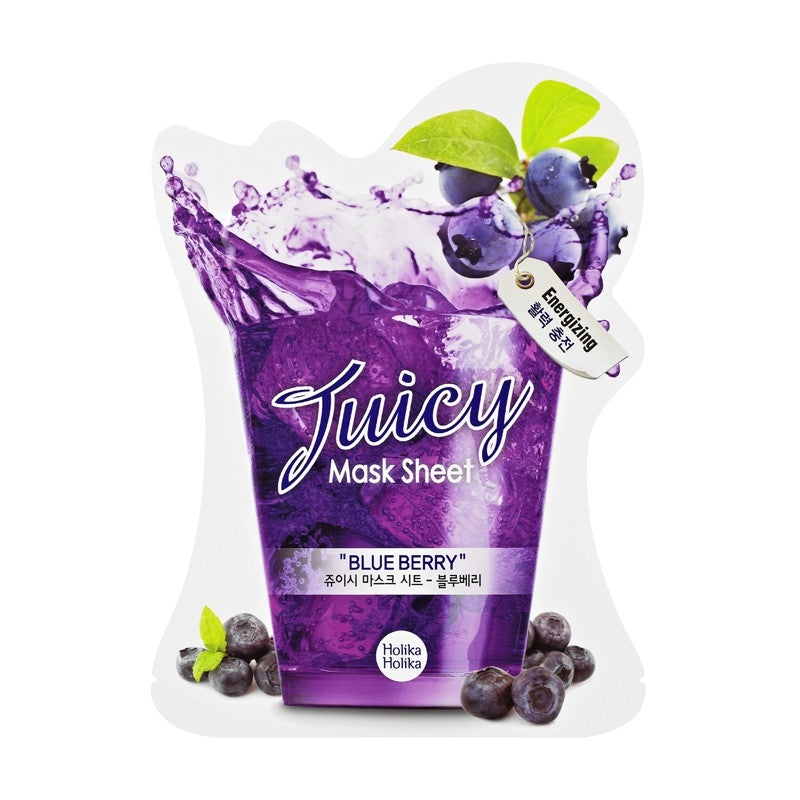 JUICY MASK BLUEBERRY