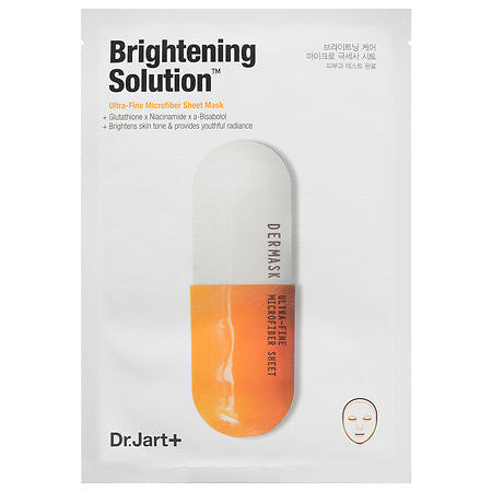 Dr. Jart+_Dermask Micro Jet Brightening Solution @ Sheet Happens