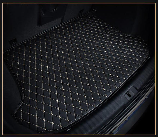 Black Trunk Mat