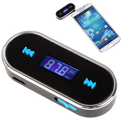 NEW Generation Wireless Mobile Phone Car MP3 FM Music Player Radio  Transmitter FOR SAMSUNG HTC LG SONY NOKIA