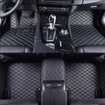 Custom Fit Luxury Car Mats