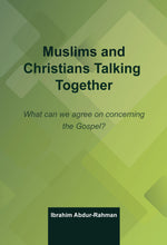 Muslims and Christians Talking Together (English)
