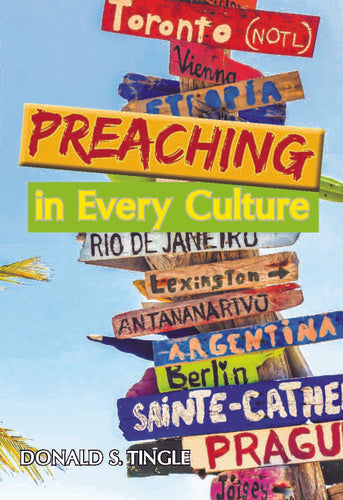 Preaching in Every Culture (English)