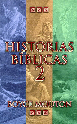 Bible Stories 2 (Spanish)