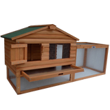 Confidence Pet 62- Rabbit Hutch - Chicken Coop