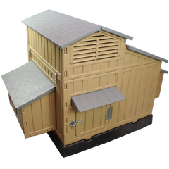 Formex Snap Lock Large Chicken Coop Backyard Hen House