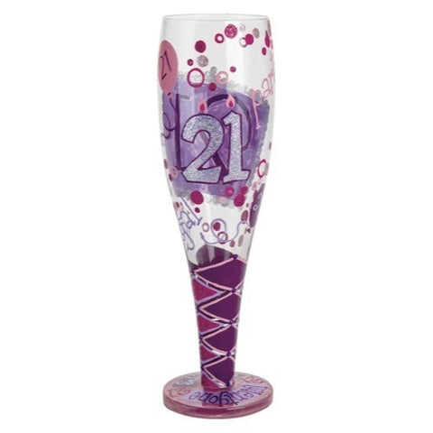 21 Sexy Pilsner Glass by Lolita®