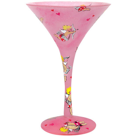 Cupid's Party Martini Glass by Lolita®
