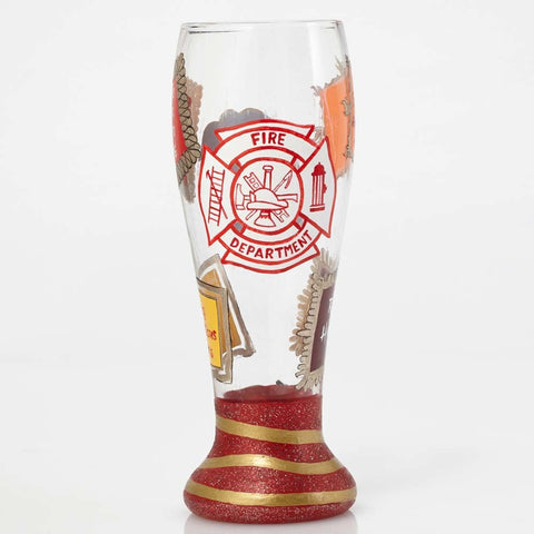 Firefighter Pilsner Glass by Lolita®