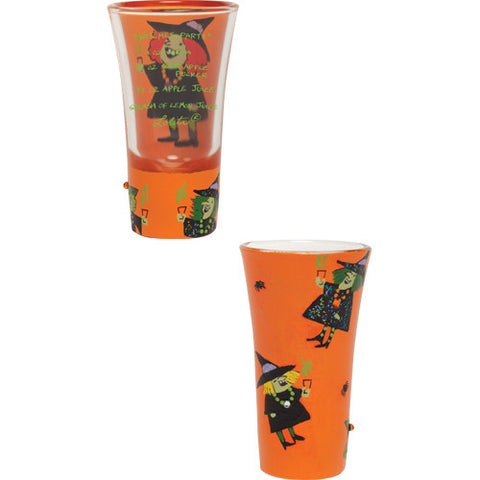 Witches Party Party Shot Glass by Lolita®