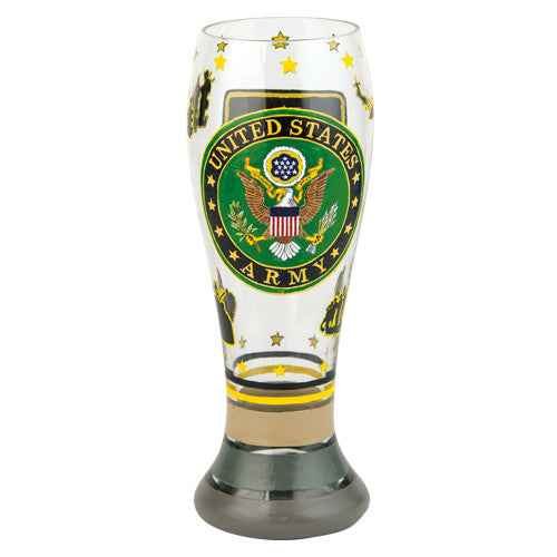 Army Pilsner Glass by Lolita®