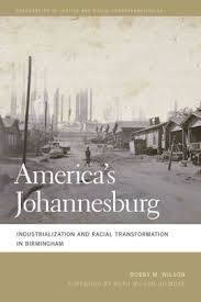 America's Johannesburg: Industrialization and Racial Transformation in Birmingham by Bobby M. Wilson