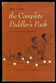 The Complete Peddler's Pack by May Justus - SIGNED