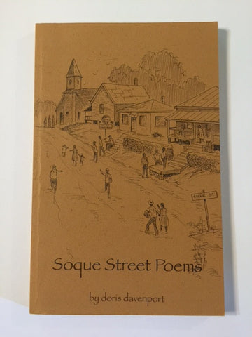 Soque Street Poems by doris davenport