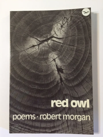 Red Owl: Poems by Robert Morgan