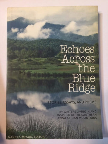 Echoes Across the Blue Ridge by Nancy Simpson (Editor)