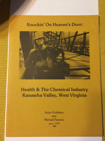 Knockin' On Heaven's Door by Joyce Goldstein and Michael Parsons