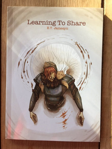 Learning to Share by E.T. Jamesyn