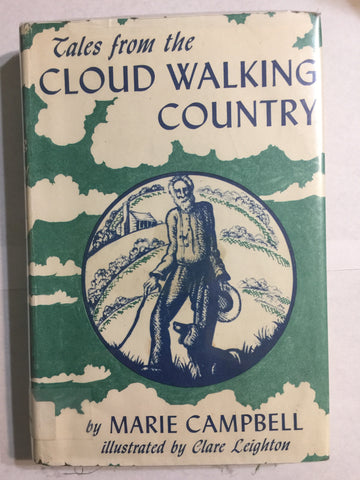 Tales from the Cloud Walking Country by Marie Campbell
