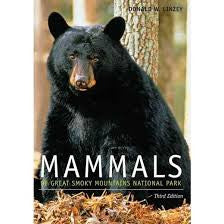 Mammals of Great Smoky Mountains National Park by Donald W. Linzey