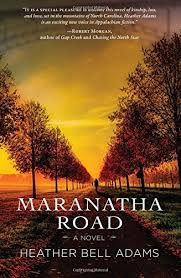 Maranatha Road by Heather Bell Adams