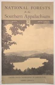 National Forests in the Southern Appalachians by U. S. Dept of Agriculture