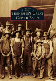 Tennessee's Great Copper Basin by Harriet Frye