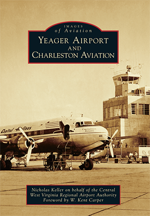 Yeager Airport and Charleston Aviation by Nicholas Keller