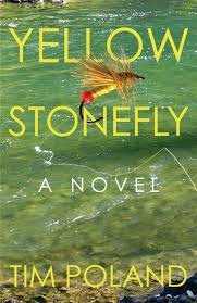 Yellow Stonefly by Tim Poland