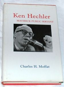 Ken Hechler by Charles H. Moffat