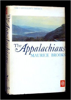 The Appalachians by Maurice Brooks