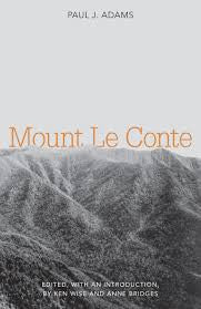 Mount Le Conte by Paul J. Adams