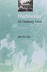 Highlander: No Ordinary School by John Glen