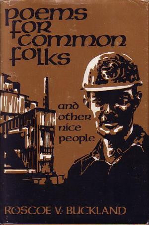 Poems for Common Folks by Roscoe V. Buckland