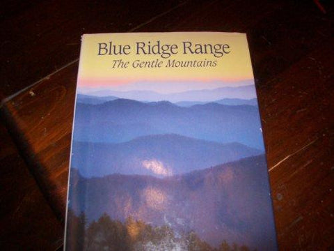 Blue Ridge Range by Ron Fisher