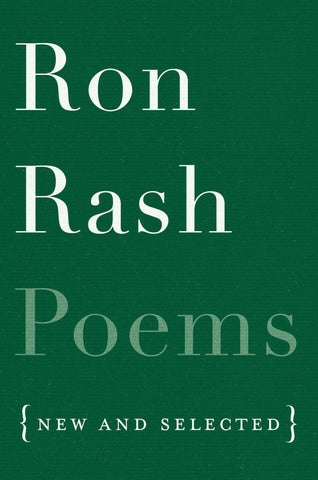 Poems: New and Selected by Ron Rash - SIGNED